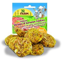 JR Farm Печенье д/грызунов из непросеянной муки с Креветками и Крабом 80г