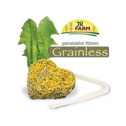 JR Farm Grainless Лакомство беззерновое д/грызунов Сердце с лепестками 90г