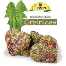 JR Farm Grainless Лакомство беззерновое д/грызунов Сердце с лепестками роз 90г