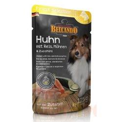 Belcando паучи для собак курица с рисом, морковью и цукини, 125 гр х 12 шт