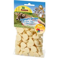 JR Farm Лакомство д/грызунов Драже с йогуртом 75г