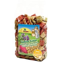 JR Farm Подушечки из овощей д/грызунов 100г