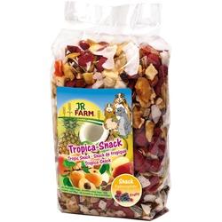 JR Farm Лакомство д/грызунов Тропические фрукты 200г