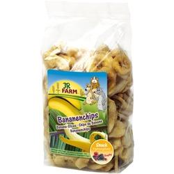 JR Farm Лакомство д/грызунов кусочки Банана 150г