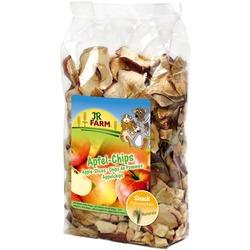 JR Farm Лакомство д/грызунов кусочки Яблока 100г