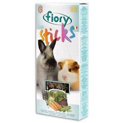 Fiory лакомые палочки для кроликов и морских свинок с овощами , 2 шт. х 50 гр.