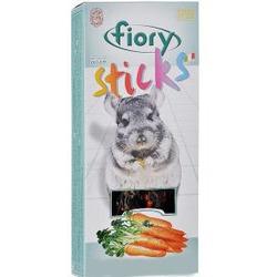 Fiory лакомые палочки для шиншил с морковью , 2 шт. х 40 гр.