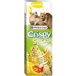 Versele-Laga палочка для хомяков и крыс с попкорном и медом 2х50 гр.
