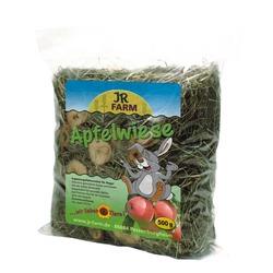 JR Farm Сено луговое с яблоками 500г