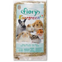 Fiory Evergreen сено для грызунов, 30 литров 1 кг