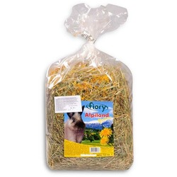 Fiory сено альпийское с одуванчиком, 15 литров, 500 гр.