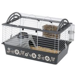 Ferplast CASITA 80 Decor Клетка для кроликов и морских свинок, с широким пространством