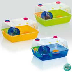 Fop клетка-террариум Junior Deluxe (для хомяков и мышей)