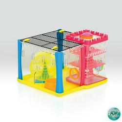 Fop Террариум-дворец Hamster Fun (для хомяков)