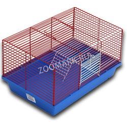 Зоомарк клетка для джунгарских хомячков, 2 этажа, артикул 111