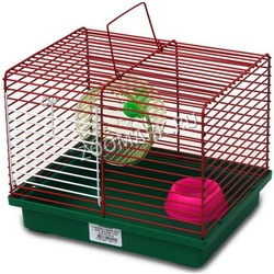 Зоомарк клетка для джунгарских хомячков, малая, артикул 511