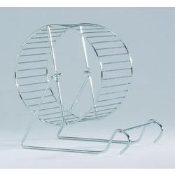 IPTS Колесо для хомяка на подставке металлическое