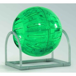 IPTS Шар прогулочный на подставке, пластмассовый, 13*13*14,5 см