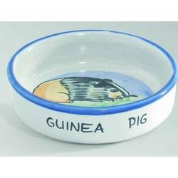 IPTS Миска керамическая с изображением морской свинки, 14 см