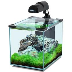 Аквариум AQUATLANTIS «Nano Cubic 20», 20 литров, цвет черный