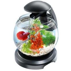 Tetra Cascade Globe аквариумный комплекс 6,8 л, цвет черный