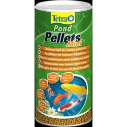 Tetra Floating Pellets S корм для прудовых рыб в шариках