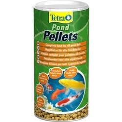 Tetra Floating Pellets M корм для прудовых рыб в шариках