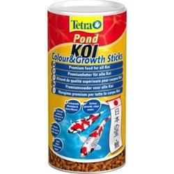 Tetra Koi Sticks Energy энергетический корм для кои в гранулах