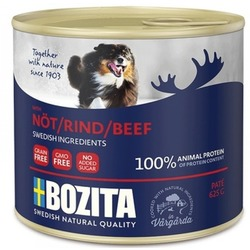 Bozita паштет с говядиной, 635 гр.