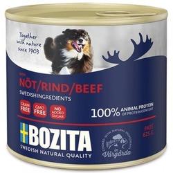Bozita паштет с говядиной и рисом, 635 гр.