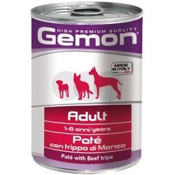 Gemon Dog консервы для собак паштет говяжий рубец 400г