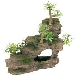 Trixie Каменная лестница с растениями
