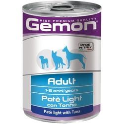 Gemon Dog Light консервы для собак облегченный паштет тунец 400г
