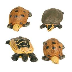 Trixie набор декораций черепахи и лягушки 12 шт