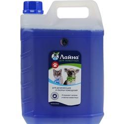 Лайна дезинфицирующее средство, концентрат, 5 литров