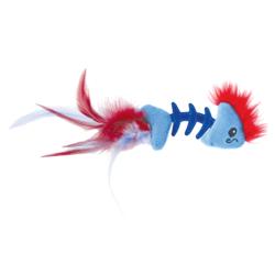 "Petstages игрушка для кошек Play ""Fish Bone"" голубая"