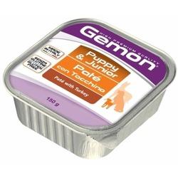 Gemon Dog консервы для щенков паштет индейка 150 гр.