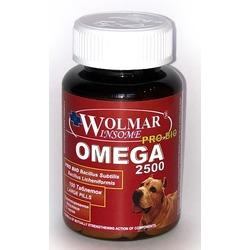 WOLMAR WINSOME® PRO BIO OMEGA 2500 мультикомплекс сбалансированный с учетом потребностей и особенностей собак средних и крупных пород