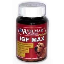 WOLMAR WINSOME® PRO BIO IGF MAX формула обеспечивающая развитие мышечной и соединительной ткани, cвязок для щенков и собак крупных пород.