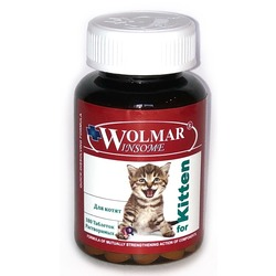 WOLMAR WINSOME® for Kitten витамины для котят