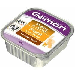 Gemon Dog консервы для щенков паштет курица 300 гр.