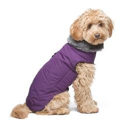 Куртка зимняя с меховым воротником Tamarack Jacket Dog Gone Smart, цвет фиолетовый
