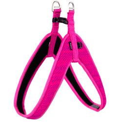 Rogz шлейка мягкая разъемная Utility, Fast-Fit Harness, цвет розовый