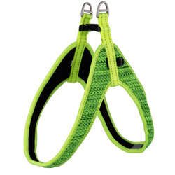 Rogz шлейка мягкая разъемная Utility, Fast-Fit Harness, цвет салатовый