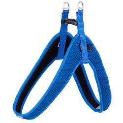 Rogz шлейка мягкая разъемная Utility, Fast-Fit Harness, цвет синий