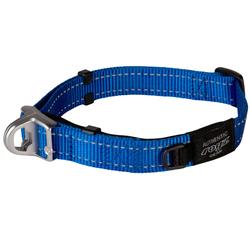 Rogz ошейник Utility с системой безопасности Quick Release Magnetic Collar, цвет синий