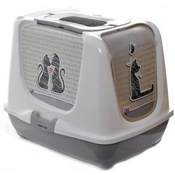 Moderna био-туалет Flip Cat 50x39x37В см с совком