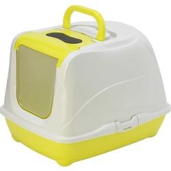 Moderna био-туалет Flip Cat 50x39x37h см с совком