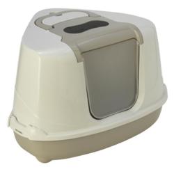 Moderna био-туалет угловой Flip Corner 55x45x38h см с совком