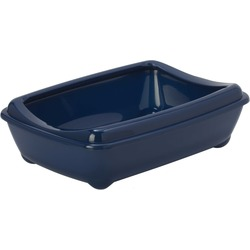 Moderna туалет-лоток Arist-o-tray M c бортом 43x30x12h см